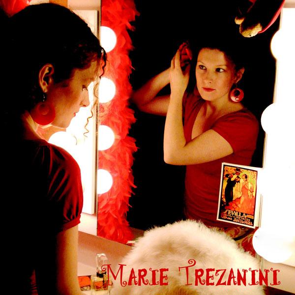 Pochette album - Marie Trezanini